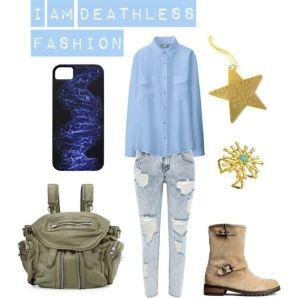 Deathless Fashion // www.SarahPerlmutter.com